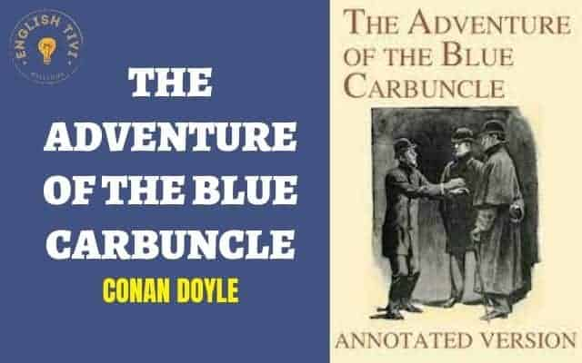 The Adventure of the Blue Carbuncle – English Story Learning