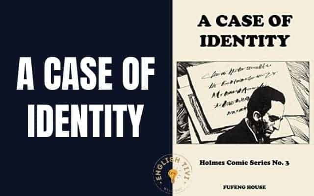 A Case Of Identity –  Learn English Through Story Level 2