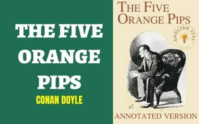 The Five Orange Pips – English Stories – Elementary Level