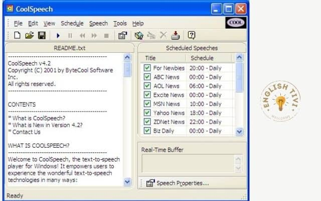 Top 3 Software to support standard English pronunciation